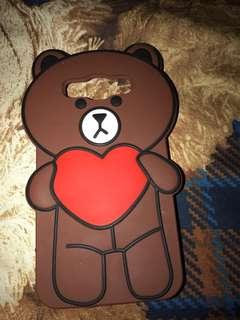 casing tedy bear A5 2015
