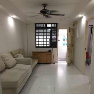 Blk154 mei ling street (3 room flat fir sale)