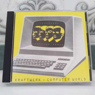 CD Kraftwerk - Computer World