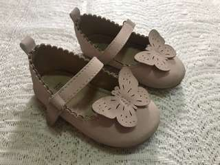 H&M butterfly shoes