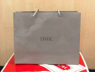 DMK Shoes Paper Bag