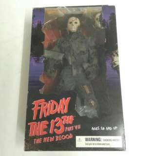 Jason Voorhees Friday The 13th 12 inch figure