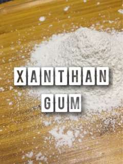 Xanthan Gum 200 grams (Keto Friendly / Gluten Free / Vegan)