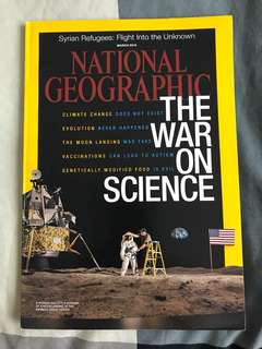 National Geographic - The War on Science