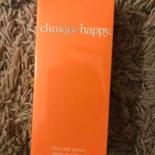 100ml Brand New Clinque Happy Parfum Spary
