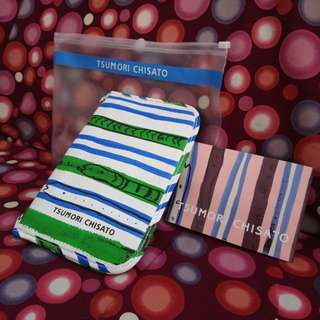 Tsumori Chisato passport carry holder