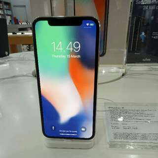 Kredit iPhone X 64GB cashback  200 k Promo Bunga 0,99% Cicilan tanpa kartu kredit free wow fix it