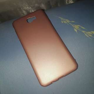 Case J7 Prime Rose Gold