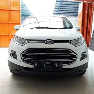 Ford Ecosport Titanium 1.5 A/T 2014 Mobil Segerr