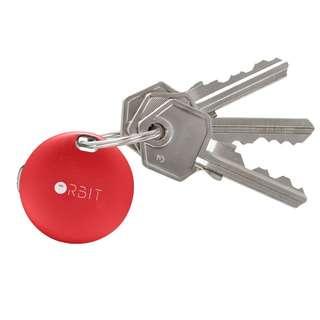 Orbit Bluetooth Smart Tracker (Candy Red)