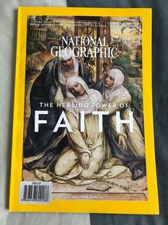 National Geographic - The Healing Power of Faith