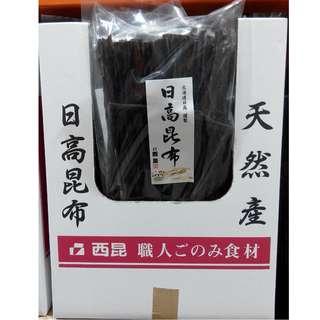 COSTCO 日本北海道日高昆布 260公克 #579510