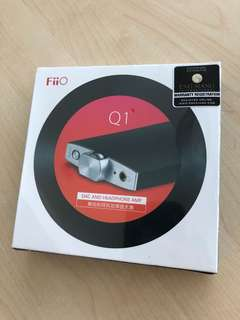 [NEW] Fiio Q1 DAC and Headphone AMP