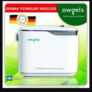 Owgels wh 702 compressor nebulizer
