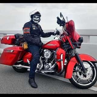 2023 Harley Davidson Street Glide (FLHX)