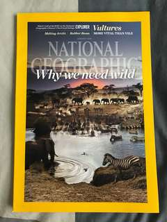 National Geographic - Why we need wild life
