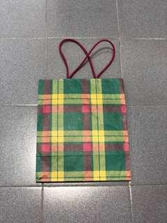 Isetan Vintage Paper Bag