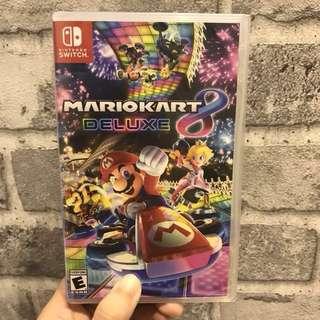 [BN] Nintendo Switch Games - Mario Bundle (Please read description)