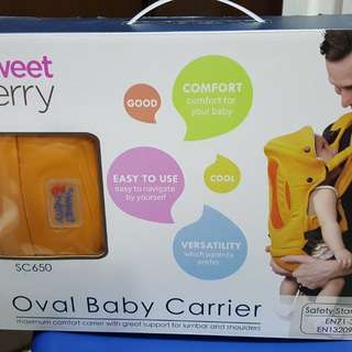Sweet Cherry SC650 Oval Baby Carrier