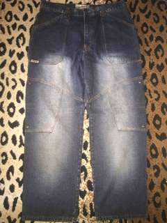 Lp denim enyece original