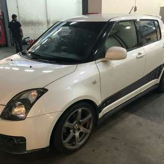 Suzuki Swift Sports Auto SG