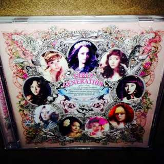 Girls Generation (SNSD)	-	The Boys (Special Album)	CD (NM)