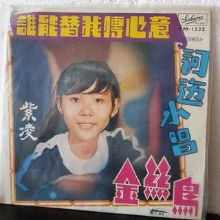 EP》紫凌 - 谁能替我传心意 Vinyl Record
