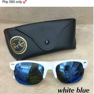 Sunnies with pouch