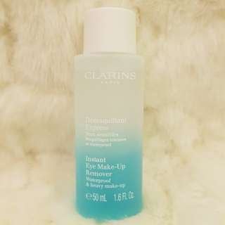 Clarins Make-up Remover Instant Eye Make-Up Remover 50ml.