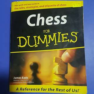 50% off!!Chess for Dummies!