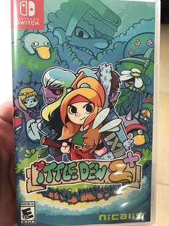 Nintendo switch little dew 2