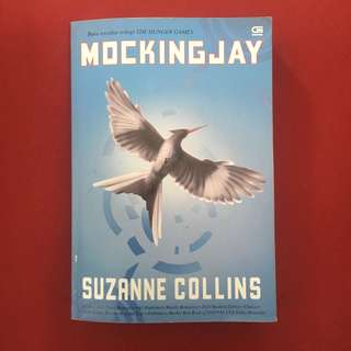buku novel mockingjay
