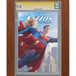 Pre-order for  Action Comics #1000 BuyMeToys.Com Exclusive