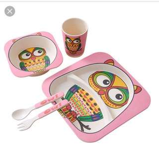 Baby Dinnerware feeding set