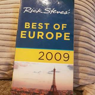best of europe (rick steves)