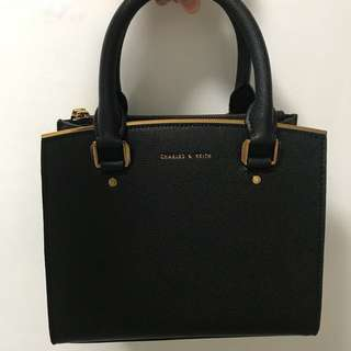 Charles&Keith structural bag