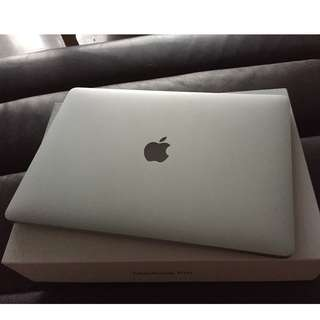 "MacBook Pro 2016 model 13"" Excellent Condition (1680sgd)"