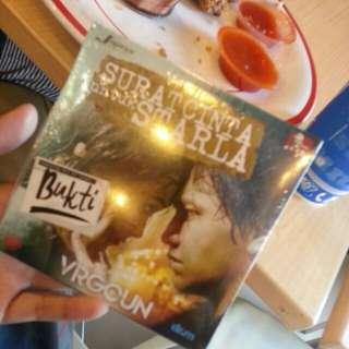 CD Original Surat Cinta Starla