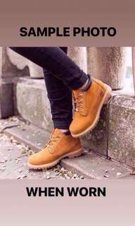 Authentic Timberland Classic Boots for Woman