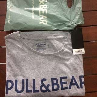 KAOS PULL&BEAR NEW ORIGINAL