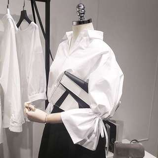 shirt white loose body weight within 65kg