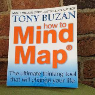 Mind Map - Tony Buzan