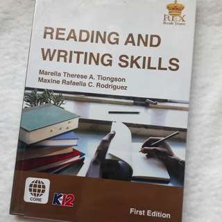 Reading and Writing Skills (Grd11)