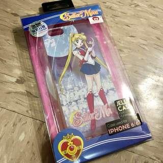 全新正版美少女戰士iPhone 6/6s 軟殼