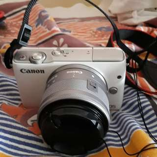 I want to sell my Canon eos m10