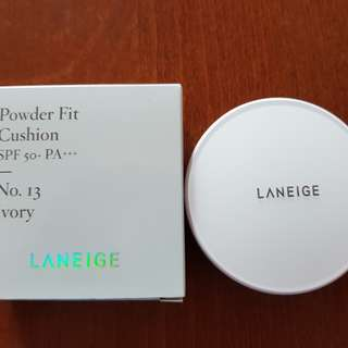 Laneige Powder Fit Cushion in No. 13
