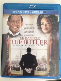 Lee Daniels' the Butler blueray