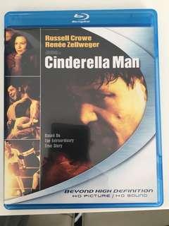 Cinderella man blueray