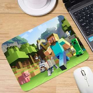 Little Minecraft Mouse Pad - GHR980  Design: as attach photo