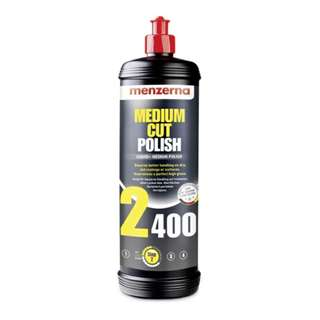 Menzerna Medium Cut Polish 2400 (liquid+medium polish) size 1 L